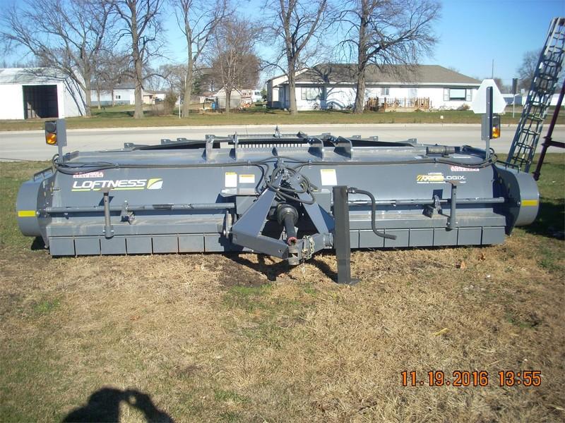 2015 Loftness 180WW44P236 Flail Choppers / Stalk Chopper
