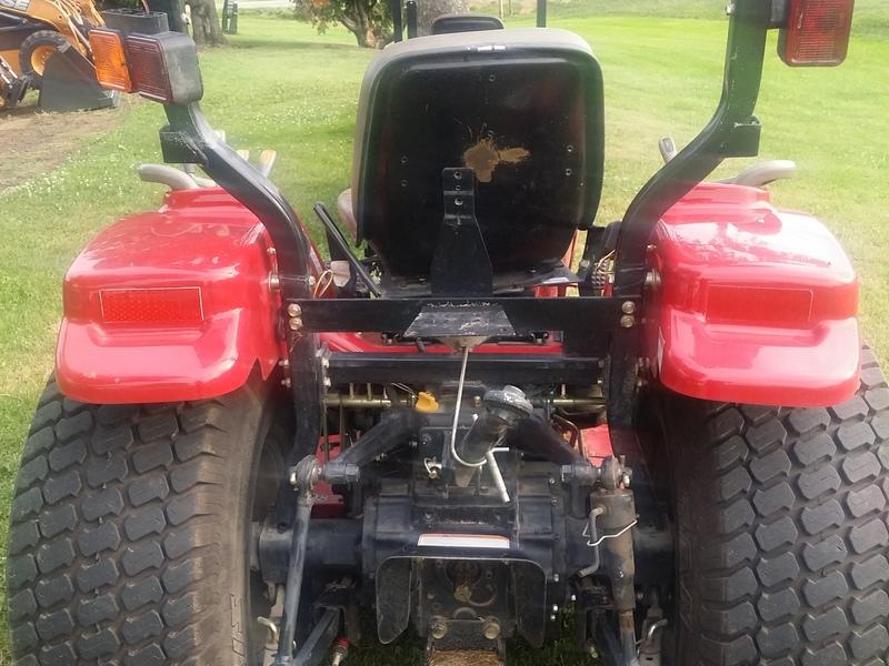 2006 Case IH DX34 Tractor