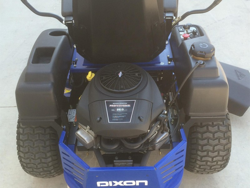 2013 Dixon Ram 48ZT Lawn and Garden