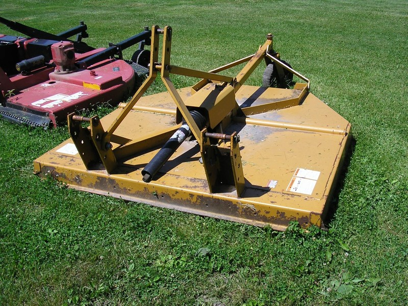 Used Woods Cadet 72 Rotary Cutters for Sale | Machinery Pete