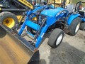 2006 New Holland TC34DA Tractor