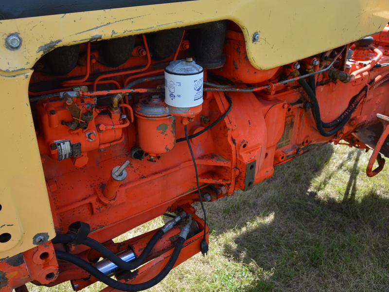 1970 Case 470 Tractor