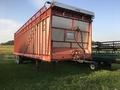 2008 Meyer 9136 Forage Wagon