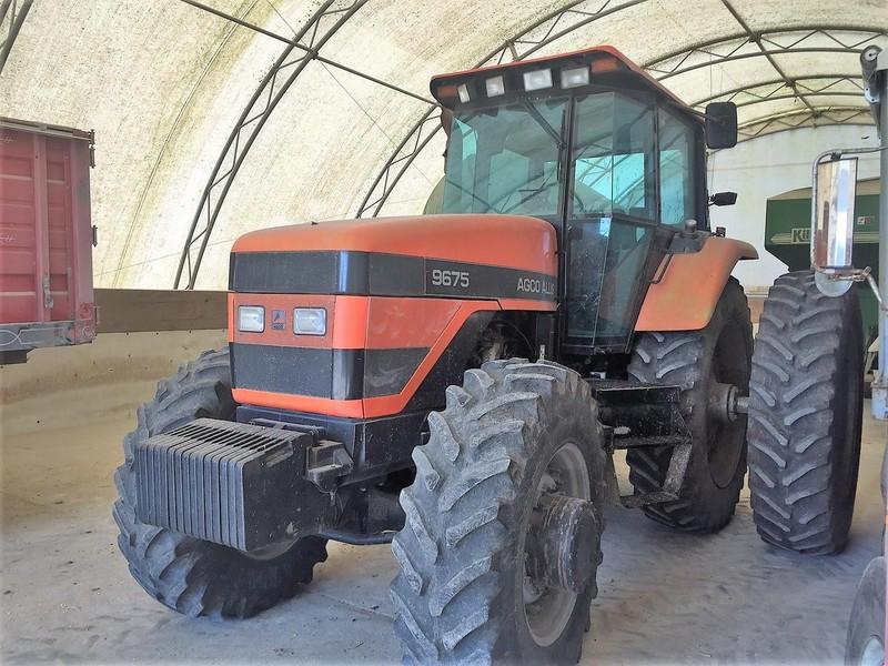 1994 AGCO Allis 9675 Tractor