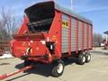 2005 H & S FB7416 Forage Wagon