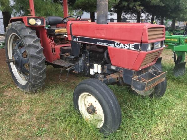 Case 585 Miscellaneous
