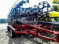 2010 Case IH Flex Hoe 700 Air Seeder