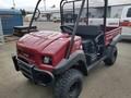 2017 Kawasaki Mule 4010 4x4 ATVs and Utility Vehicle