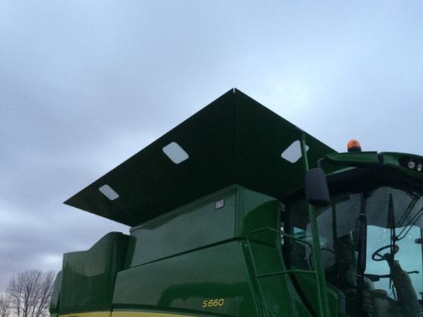 2014 Dick's Grain Tank Topper Harvesting Attachment
