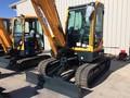 2017 Hyundai Robex 60CR-9A Excavators and Mini Excavator