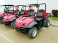 2009 Cub Cadet Volunteer ATVs and Utility Vehicle