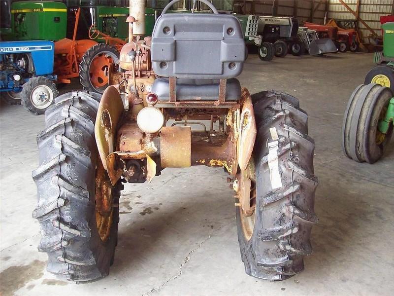 1950 Farmall Super A Tractor