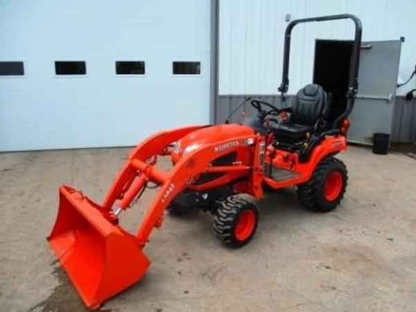2013 Kubota BX2370 Tractor