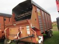 H & S Twin Auger HD Forage Wagon
