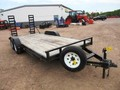 2012 Carry-On 7x18 Flatbed Trailer