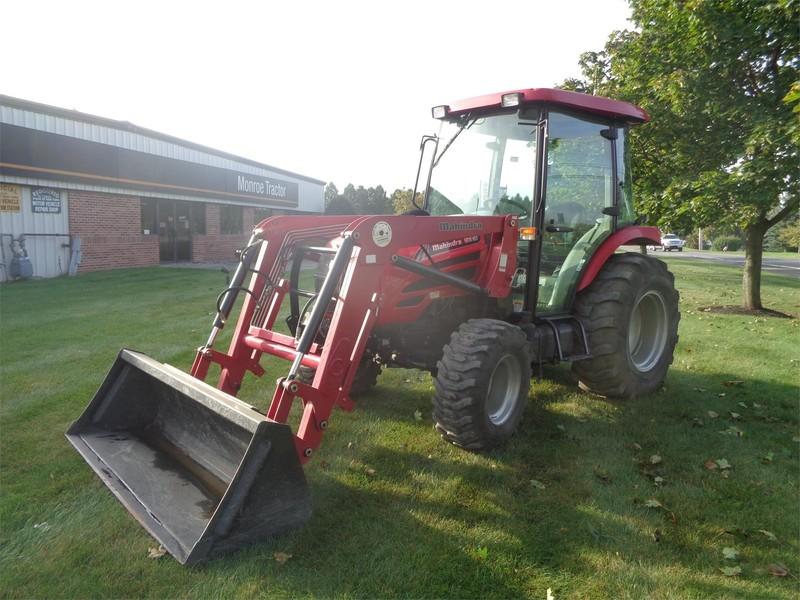 2012 Mahindra 6010 Tractor