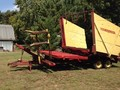 New Holland 1034 Bale Wagons and Trailer