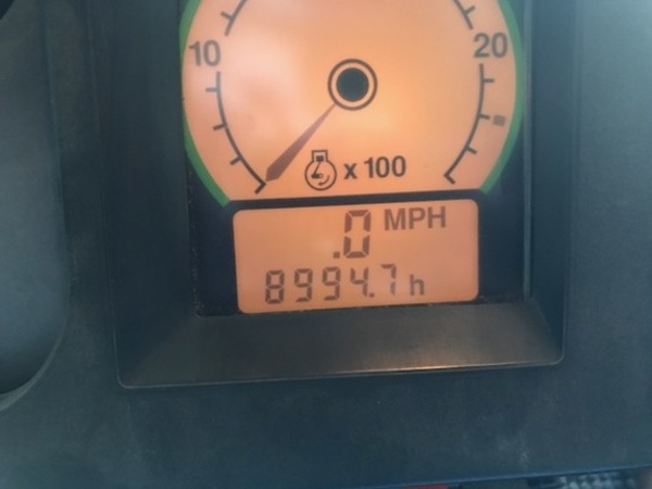 1991 John Deere 4755 Tractor