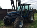 1992 Ford 7840SL Tractor