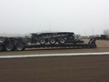 2008 Trail King TK140MDG Flatbed Trailer