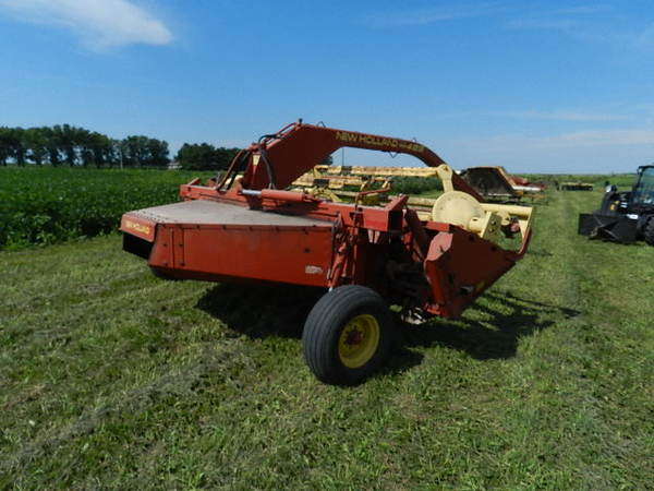 1989 New Holland 499 Mower Conditioner