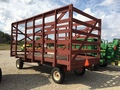 Kory 672 Bale Wagons and Trailer