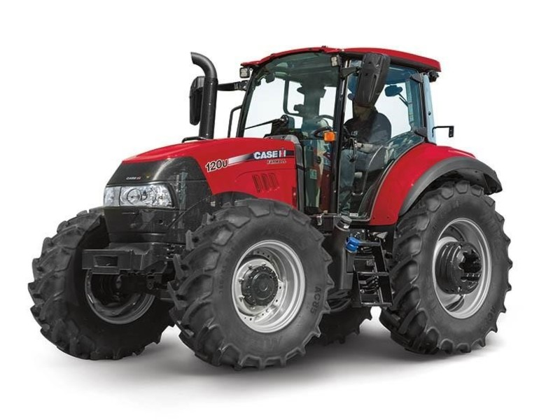 2017 Case IH FARMALL 120U Tractor - Plymouth, IN ...