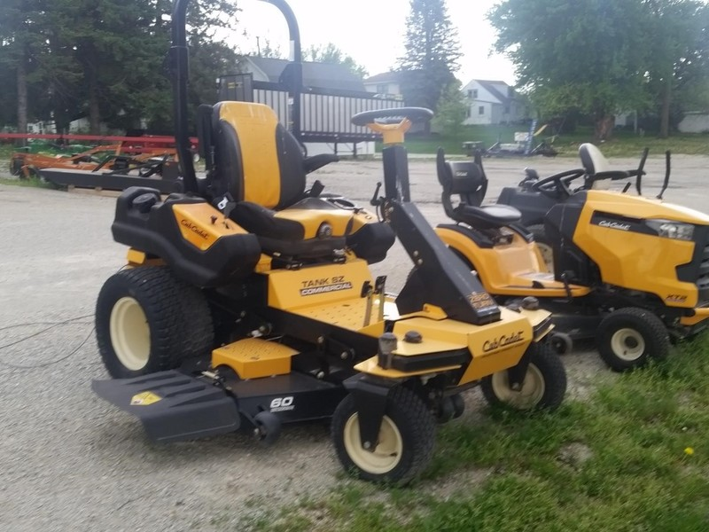 Used Cub Cadet Tank SZ60 Lawn and Garden for Sale