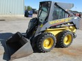 2000 New Holland LS140 Skid Steer