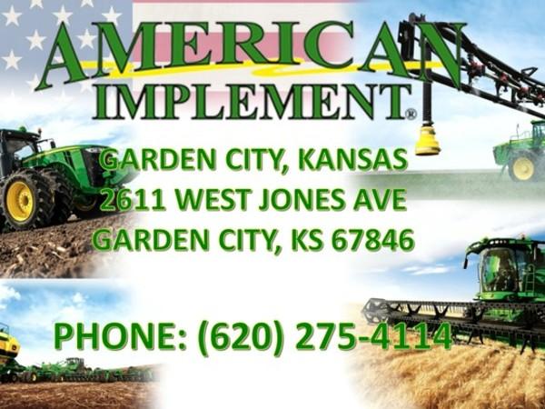 1990 John Deere 853a Corn Head Garden City Ks Machinery Pete