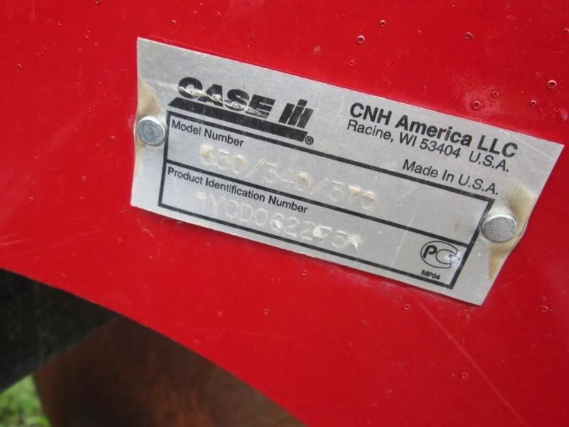 2012 Case IH RMX340 Disk