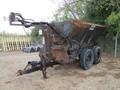 2011 Mensch W3350 Dump Trailer