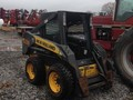 2010 New Holland L160 Skid Steer