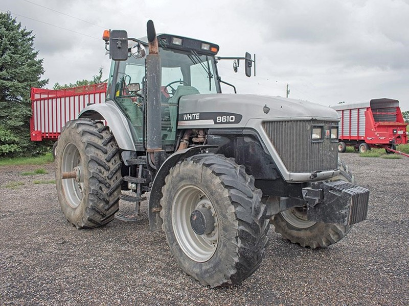 AGCO White 8610 Tractor