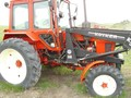 1986 Belarus 825 Tractor