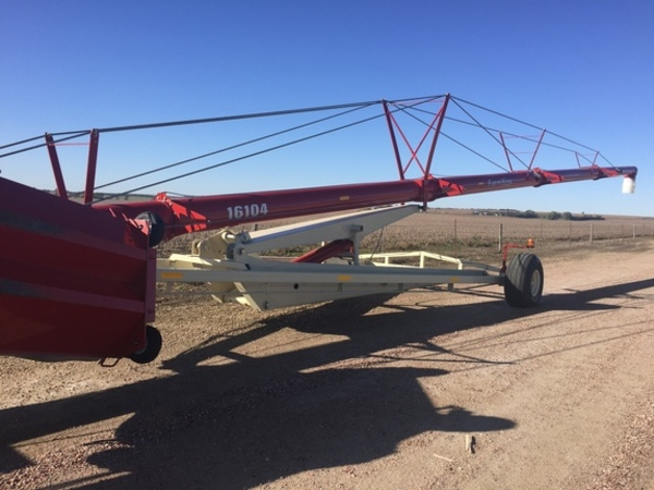2010 Buhler 16-104 Augers and Conveyor