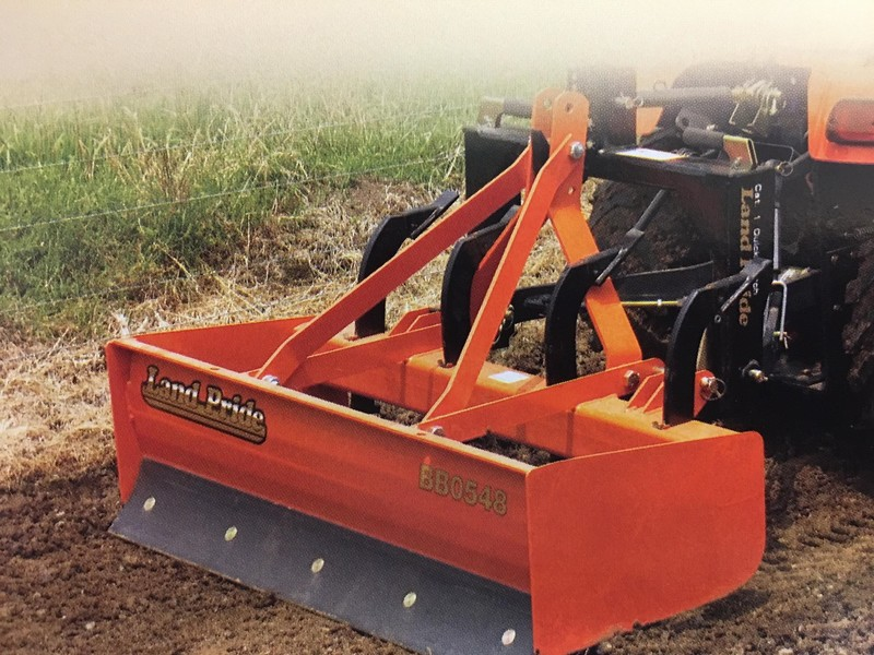 Used Land Pride BB0548 Blades for Sale   Machinery Pete