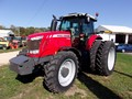 2017 Massey Ferguson 7724 Tractor