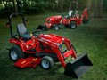 2017 Massey Ferguson GC1715 Tractor