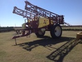 2008 Hardi CM-1200 Pull-Type Sprayer