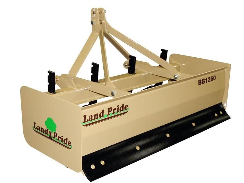 2018 Land Pride BB1260 Blade