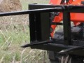 2018 Land Pride BS10 Loader and Skid Steer Attachment