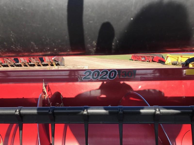 2009 Case IH 2020 Platform