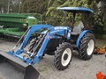 2014 New Holland Workmaster 55 Tractor