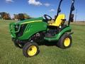 2014 John Deere 1025R Tractor