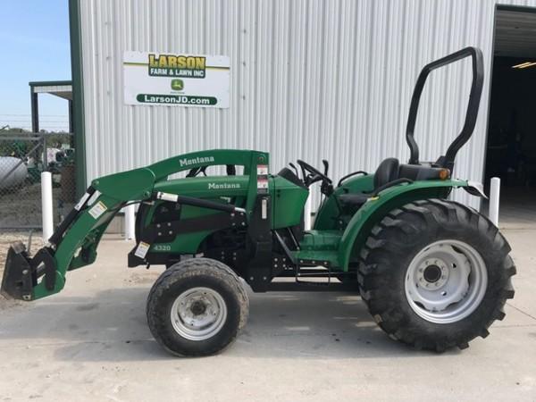 Montana 4320 Tractor