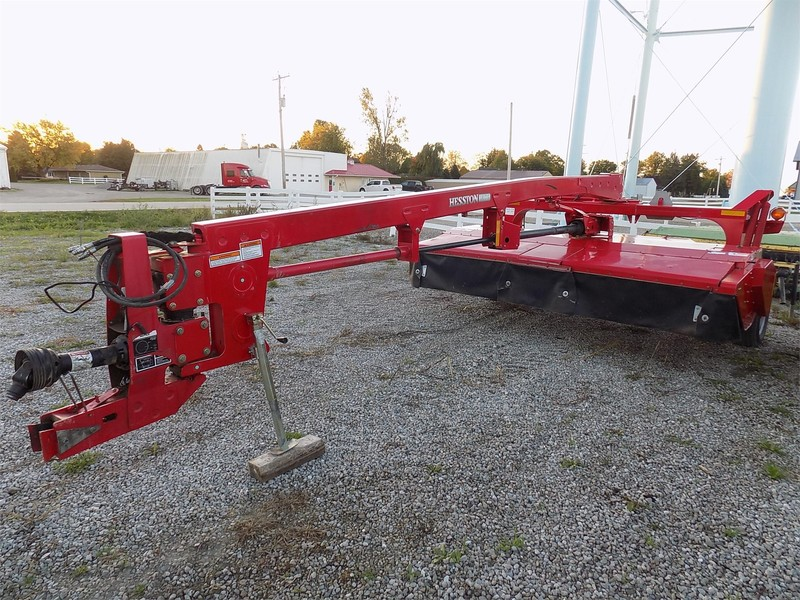 Massey Ferguson 1372 Mower Conditioner