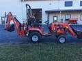 2017 Massey Ferguson GC1720 Tractor