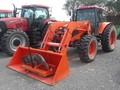 2014 Kubota M135X Tractor