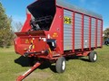 2011 H & S FB7416 Forage Wagon